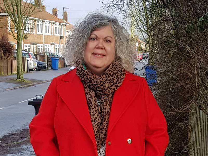 Maxine Webb Wensum Division Norwich