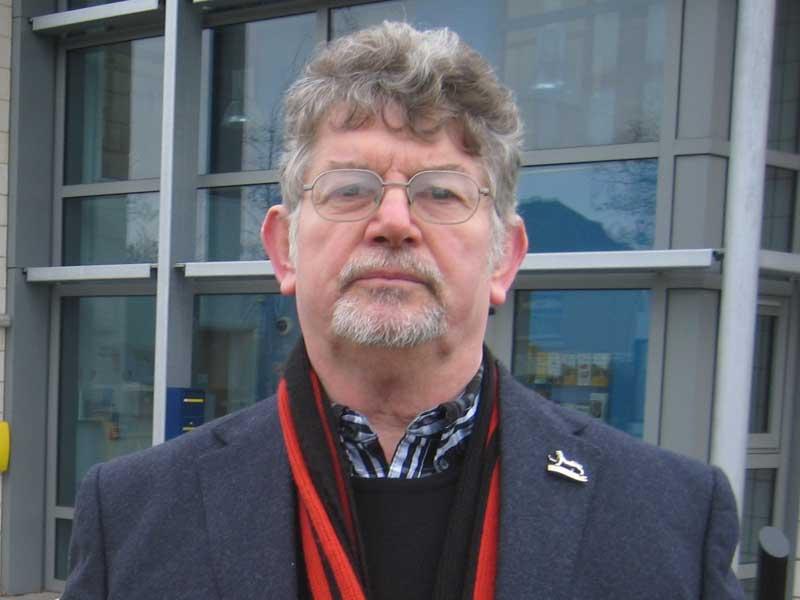 James Bremner Attleborough Division South Norfolk