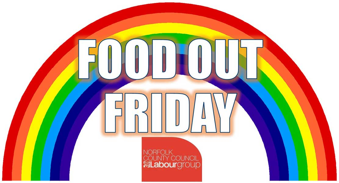 Food Out Friday Campaign