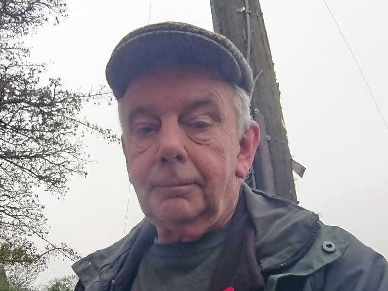 May 2021 Candidate Photos John Morland in Forehoe Division