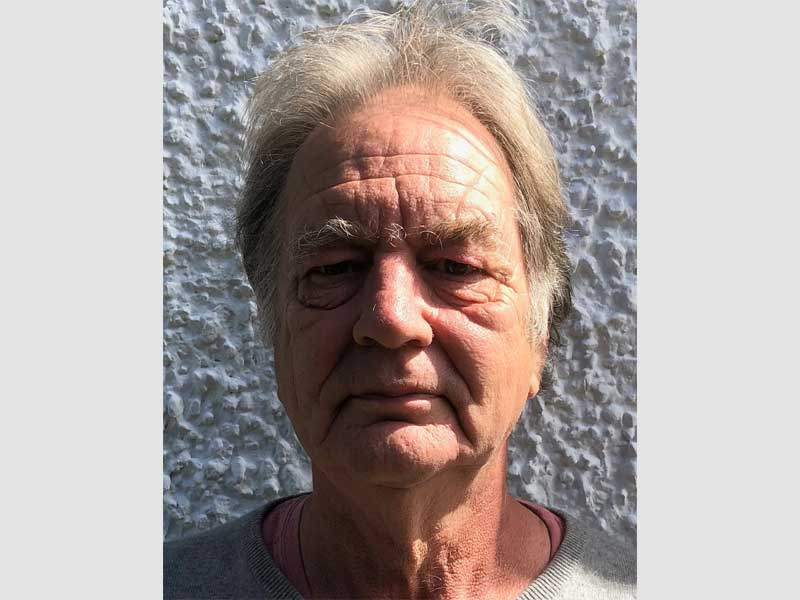 May 2021 Candidate Photos Richard Stowe in Hoveton Division