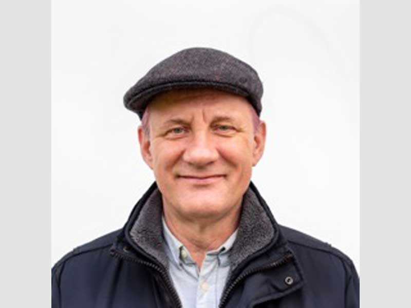 May 2021 Candidate Photos Simon Chapman in Humbleyard Division