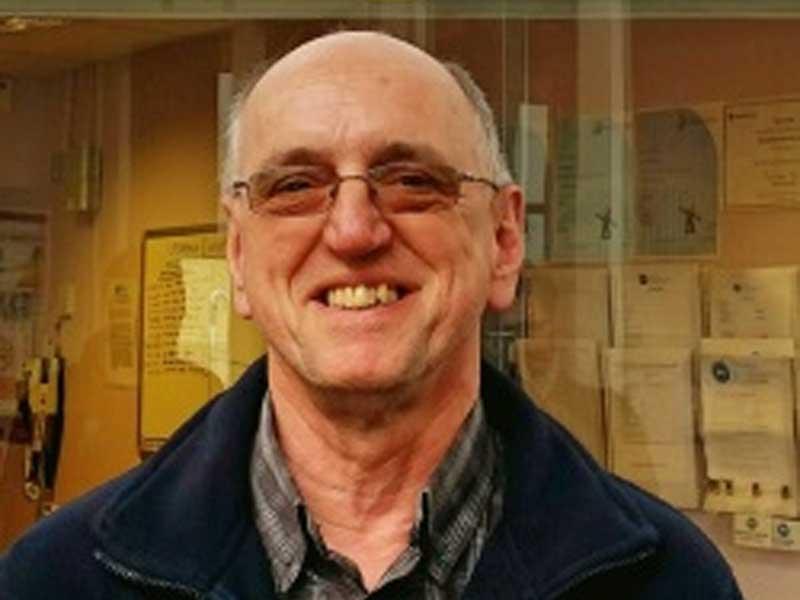 May 2021 Candidate Photos David Hodgkinson in Marshland South Division