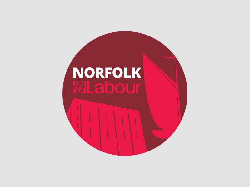 Norfolk Labour Logo