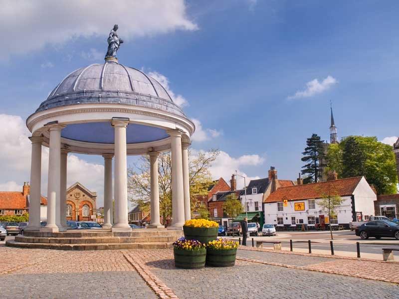 Swaffham Town Centre