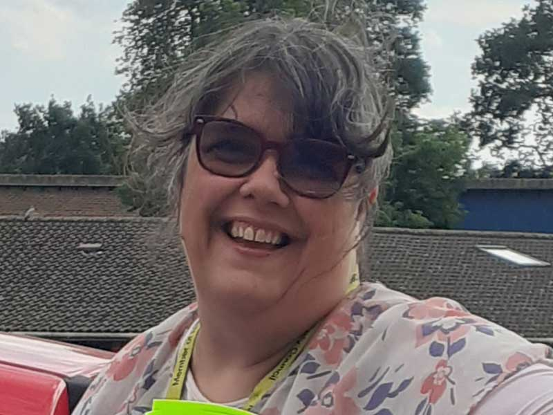 Julie Brociek-Coulton Sewell Division Norwich