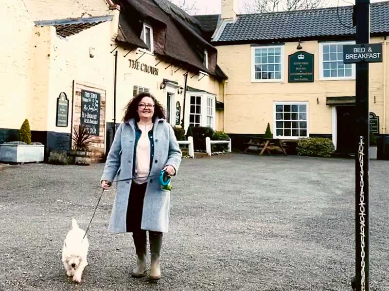 May 2021 Candidate Photos Finola Gaynor in South Smallburgh Division