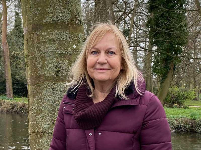 Susan Dowling Thetford East Division Breckland