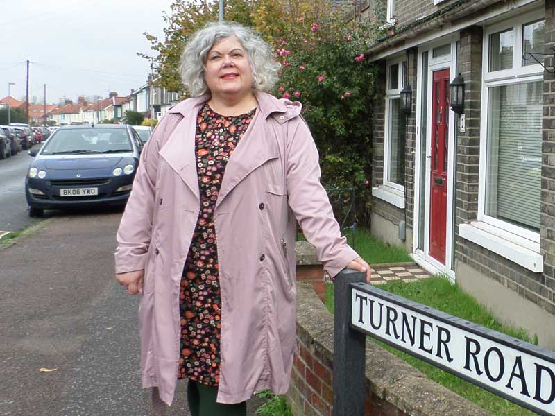 Maxine Webb Wensum Division Norwich Care Turner Road